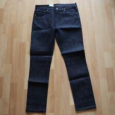 NEU Nudie Jeans Lean Dean (Carrot Shape) Dry Deep Dark Comfort 32/32