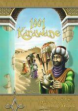 1001 Karawane, Boardgame by Argentum Verlag, New, English Edition