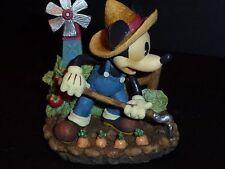 Mickey & Company, Mickey Hoeing Corn, Enesco, REDUCED, FREE SHIPPING, GT00056
