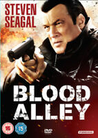 Blood Alley DVD (2012) Steven Seagal, Rose (DIR) cert tc ***NEW*** Amazing Value