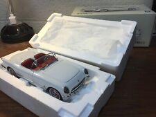 1:18 1953 Autoart Chevrolet Corvette Polo White 71081 (for US Collector)
