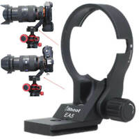 Lens Collar Tripod Mount Ring Support for Sony LA-EA5 Mount Converter Adapter