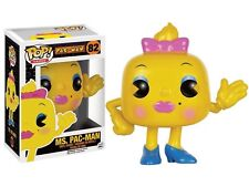 Figurine - Pop! Games - Pac-Man - Ms. Pac Man - Vinyl - Funko