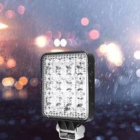 4x 16W LED Arbeitsscheinwerfer Offroad Scheinwerfer 12V 24V für Jeep SUV Bagger