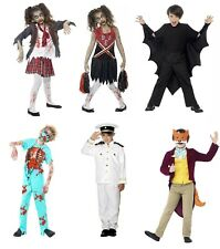 Halloween Costumes For Kids, Childrens Fancy Dress, Boys & Girls, Teens horror