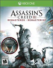 Assassin's Creed III Remastered Xbox One(Digital Download/Leggi Descrizione)