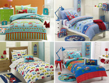 Polycotton Bedroom Jiggle & Giggle Quilt Covers