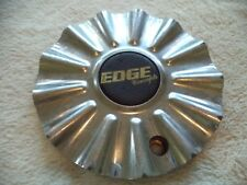 Edge Concepts Wheels Chrome Custom Wheel Center Cap # NEW (1 CAP)