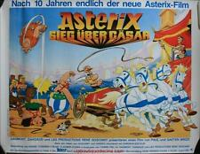 ASTERIX ET LA SURPRISE DE CESAR Affiche Cinéma Allemande Deutsch Movie Poster