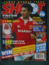 Shoot Football Magazine 19th-26th December 1992