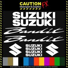 Suzuki Bandit GSF 600 750 1200 Decal Set Stickers Vinyl Cut