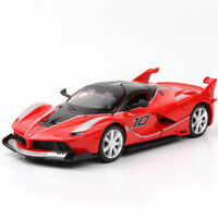 1:32 Ferrari FXX K Supercar Car Model Toy Vehicle Alloy Diecast Red Gift Kids
