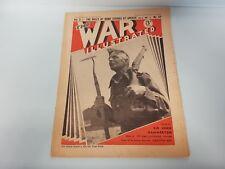 The War Illustrated No. 62 Vol 3 1940  Home Guard Balkans Indies