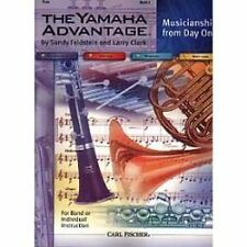 Yamaha ptybm116 The  Advantage: Tuba - Book 1