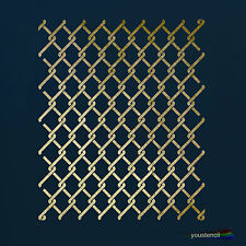 Chain Link #1 Stencil Template: Large: Scrapbooking, Airbrushing, Art: St64A4