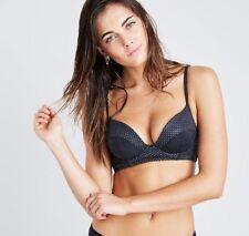 ad537aae9b Rachel Roy Laser cut blocked underwire push up bikini top size S
