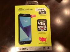 Samsung Galaxy J7 Sky Pro 16GB - Straight Talk Prepaid Smartphone Verizon Towers