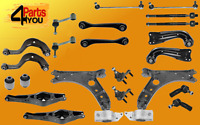 full KIT SET front rear SUSPENSION BALL JOINT ARMS WISHBONE LINKS AUDI A3 8P1 03