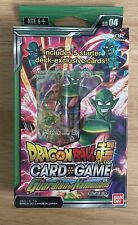 Dragon Ball Super Card Game Guardian of Namekians Starter Deck SD04 - New Sealed