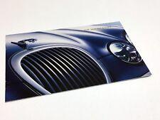 2000 Jaguar S-Type Launch Edited Brochure