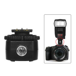 TF 334 Pixel Hot shoe Adapter w/ PC Port for Sony A7 A7S A7SII A7R A7II NEX6