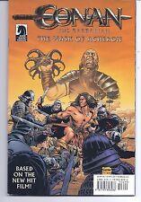 Conan the Barbarian Goodie kit