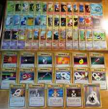 1st ed Japanese COMPLETE Pokemon UNCOMMON/COMMON 20th ANNIVERSARY CP6 Card Set