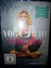 """DVD """"Yoga macht Fröhlich"""", Wellness, Gesundheit, Praxisauflösung"""