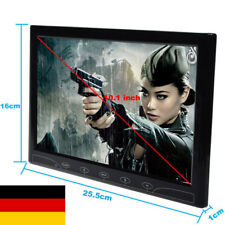 10.1/10 inch Surveillance PC CCTV Monitor HDMI VGA AV Input Built-in Speaker DHL