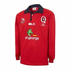 QLD Reds 2017 Traditional Supporters Jersey Sizes XL - 7xl 3xl