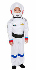 Childs Space Boy Costume Toddler Halloween Fancy Dress Age Up To 3 Years P8404