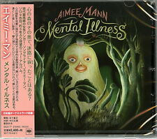 AIMEE MANN-MENTAL ILLNESS-JAPAN CD BONUS TRACK F30