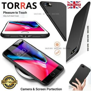 TORRAS iPhone 7 Case/iPhone 8 Case/iPhone SE Case(2020), Ultra Thin Case with...