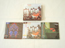 Cressida JAPAN 3 titles Mini LP SHM-CD PROMO BOX SET