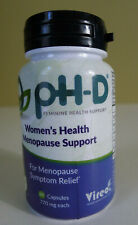 Vireo PH-D Menopause Relief 770mg 60 Capsules Hot Flashes Night Sweats