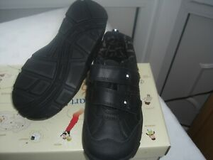 Start-rite  Boys AQUA RAIN Rip-tape School Shoe Size 9G At Sale Price £25