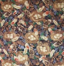 Cotton Quilt Fabric Christmas Dogs Erlanger  BTHY