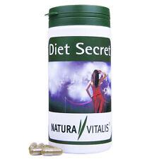 Natura Vitalis® Diet Secret - 270 Kapseln in einer limitierten Sondergröße