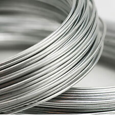 100cm (1m) SILVER EASY SOLDER 0.5 MM ROUND WIRE JEWELLERS HALLMAKABLE SOLDERING