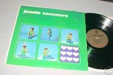 JOANNIE SOMMERS LET'S TALK ABOUT LOVE LP