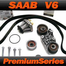 SAAB V6 Timing Belt & Water Pump Kit - 2.5L/3.0L 1994-2003 - 9-5 / 900 / 9000