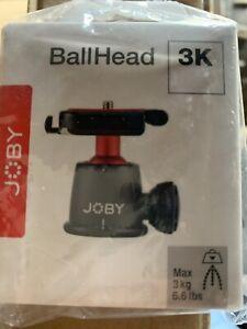 Joby Ballhead 3k New
