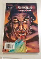 Strangeland Seven Sins Comic Book Dee Sniders #1 Fangoria Rare