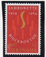 Suriname 1964 Early Issue Fine Mint Hinged 10c. 168963