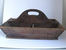 Antique Extra Large American  Cutlery Tray