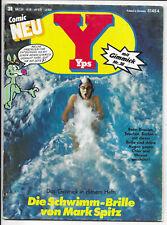 Yps Nr.38 von 1976 mit Bastelteil, Buddy Longway... - Comicheft