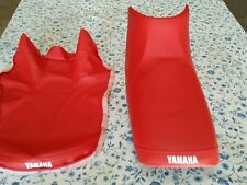 YAMAHA YT60 YT 60 YF60 YF 60 1984 TO 1986 MODEL  Seat Cover RED  (Y25)