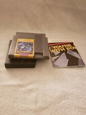 CASTELIAN NES NINTENDO VIDEO GAME CART GREAT LABEL