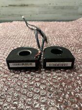 Used Lot Of 2 Abb Current Sensor 3aua0000014760f141237633aua0000014760f14123764