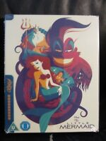 The Little Mermaid Mondo X #029 Blu-Ray Steelbook Exclusive New Sealed Mint